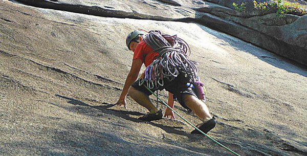 Privately Guided Climbing Trips